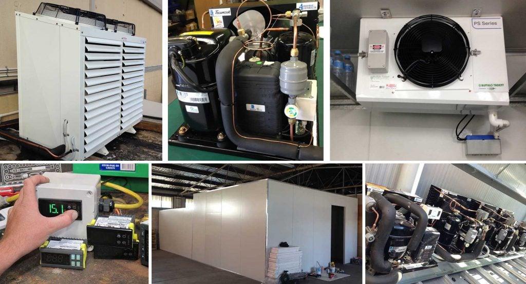 refrigeration installs