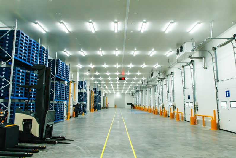 Commercial Cold Storage Services