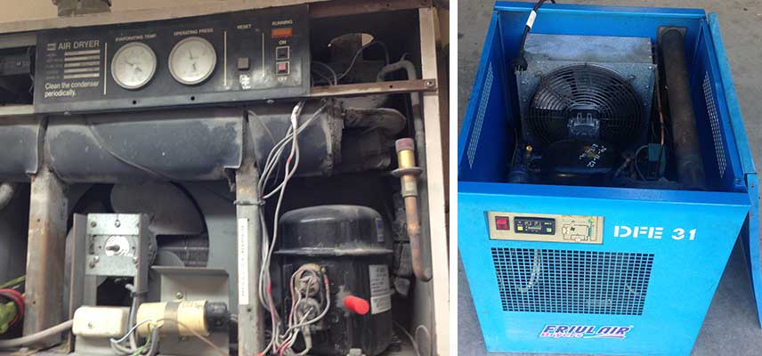 Air Dryer Repair and Maintenance