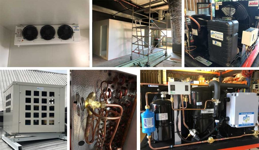 Coldroom Installations Brisbane