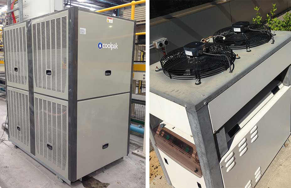 coolpak water chiller